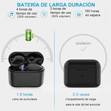 Willful-Auriculares-Bluetooth-con-Micrfono-Impermeables-Auriculares-Inalmbricos-Bluetooth-50-HiFi-Mini-Estreo-Auriculares-Bluetooth-Deportivos-con-Caja-de-Carga-para-iPhone-Android-y-PC