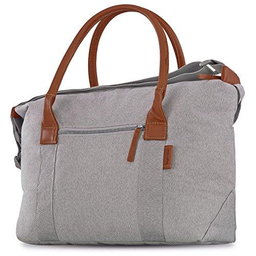 Inglesina Day Bag, Borsa Organizer Passeggino con Fasciatoio, Derby grey