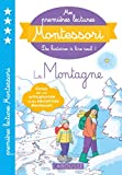Mes premières lectures Montessori La Montagne