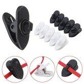 10x-Auriculares-Organizador-Soporte-De-Pinzas-Clip-De-Alambre-De-Cable-De-Cable-De-Los-Auriculares