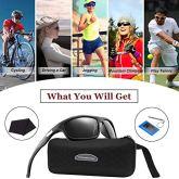 Perfectmiaoxuan-Gafas-de-Sol-polarizadas-para-Hombre-MujerGolf-de-Pesca-Fresco-Ciclismo-El-Golf-Conduccin-Pescar-Alpinismo-Deportes-al-Aire-Libre-Gafas-de-Sol