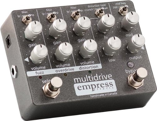 Empress Effects Multidrive Pedal