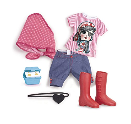 Nancy Pack de ropita de pirata (Famosa 700013512)