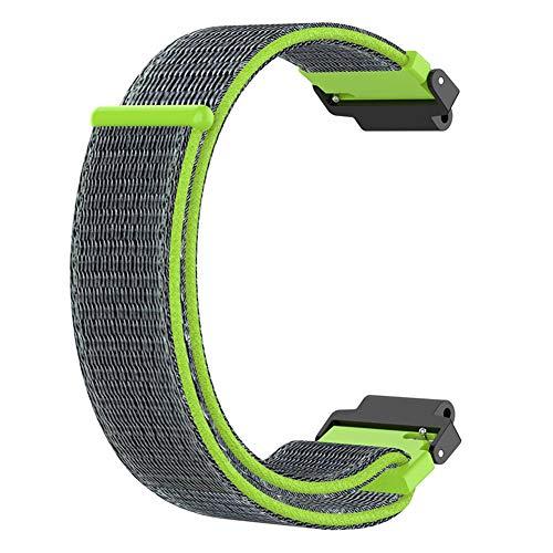 Cinturini di ricambio compatibili per Garmin Forerunner 220 230 235 630 620 735 Sport Smartwatch...