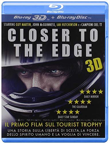 Closer To The Edge (Blu-Ray+Blu-Ray 3D) [Italia] [Blu-ray]