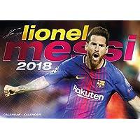 Lionel Messi 2018 Calendrier
