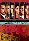 Without A Trace Season 6 [DVD] [REGION 2] by Poppy Montgomery (Actor) Anthony LaPaglia (Actor)