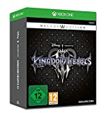 Square Enix Kingdom Hearts III Deluxe Edition Xbox One USK: 12