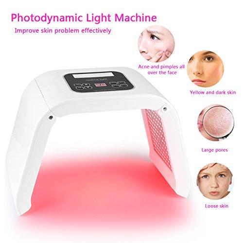 Yotown Traitement Photon Light Therapy 10 couleurs PDT LED lumière beauté photodynamique peau rajeunissement machine (EU)(EU) 8