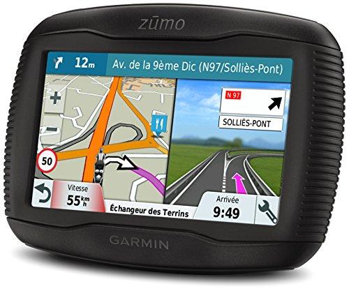 Garmin Zumo 345 LM - GPS Moto - 4,3 Pouces - Carte Europe 24 Pays gratuites...