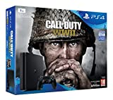 PlayStation 4 (PS4) - Consola De 1 TB + COD WWII