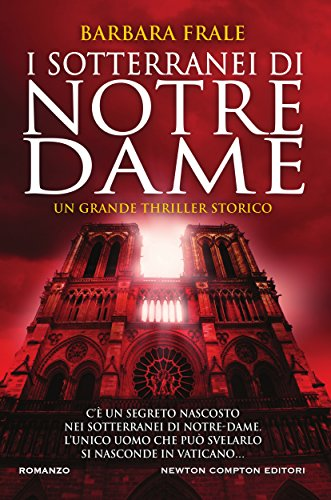 I sotterranei di Notre-Dame Book Cover