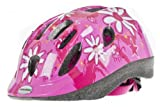 Raleigh Girl's Mystery Cycle Helmet - Pink, 48-54 cm