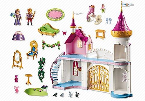 Playmobil 6849 – Königliches Prinzessinenschloss - 2