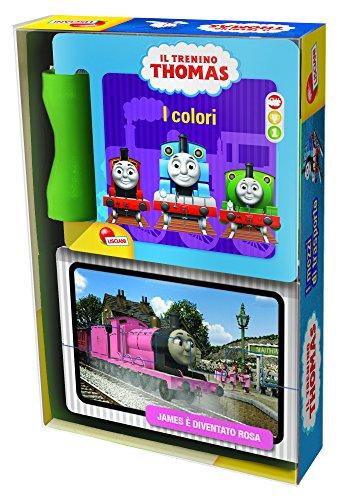 I colori. Il trenino Thomas. Ediz. illustrata. Con gadget