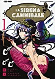 La sirena cannibale: 1