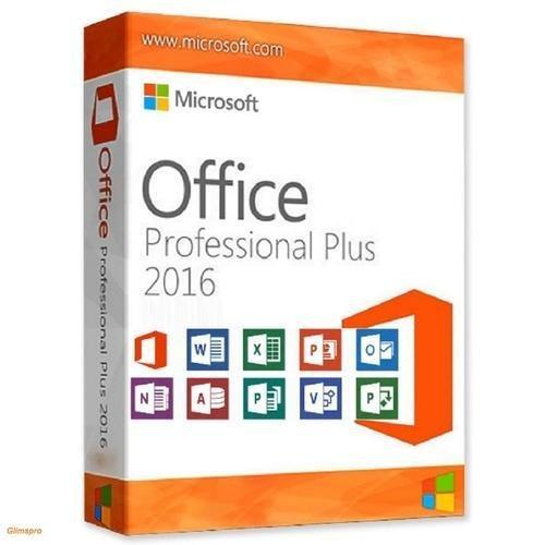 Microsoft Office Professional Plus 2016 - Français - complète / 1 pc / 1...