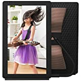 "Nixplay Seed Wave 13.3"" Bluetooth Smart-Bilderrahmen Full HD. Update via App (iPhone- und Android) oder E-Mail. Google-Fotos, Spotify-Connect"