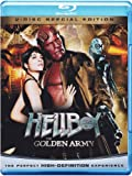 Hellboy - The golden army(special edition) (+DVD)
