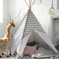 a6d8f2f6428c Tiny Land Teepee Tent for Kids Children Play Tent for Indoor Outdoor