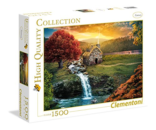 Clementoni - 31683 - High Quality Collection Puzzle - Mirage - 1500 Pezzi