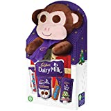 Cadbury's Plush Toy & Selection Box 70g(Pack of 1)