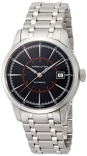 HAMILTON Herren-Armbanduhr 40MM Schweizer AUTOMATIK ANALOG H40555131