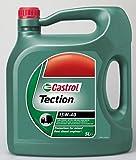 Castrol - Aceite tection 15w40 5 litros