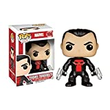 Funko - Pdf00005444 - Pop - Marvel - Punisher avec Thunderbolts 106 - Noir/Gris