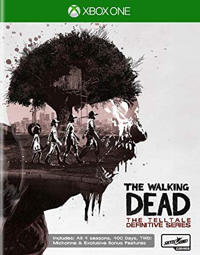 The Walking Dead The Telltale Definitive Series [100% uncut Edition]