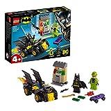 Lego Super Heroes - Batman e la Rapina dell'Enigmista, 76137