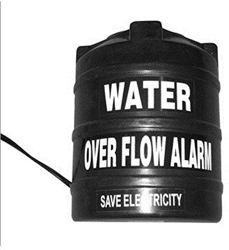 Spider Water Tank Over Flow Alert Alarm Musical Alarm ( Save Electricity and Save water )