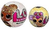 Giochi Preziosi - LOL Surprise Serie Glitter e Il Suo Cucciolo LOL Pets Surprise Serie 3