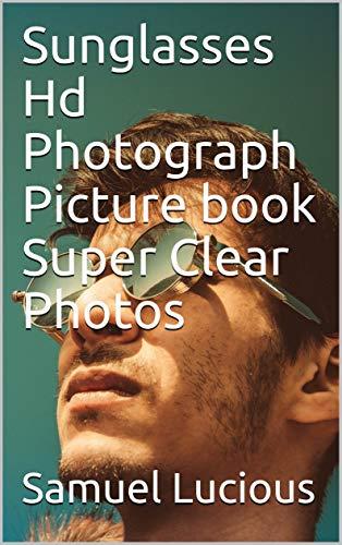 Sunglasses Hd Photograph Picture book Super Clear Photos