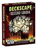 dV Giochi- Deckscape-Il Destino di Londra-Una Escape Room Tascabile-Edizione Italiana, DVG4477