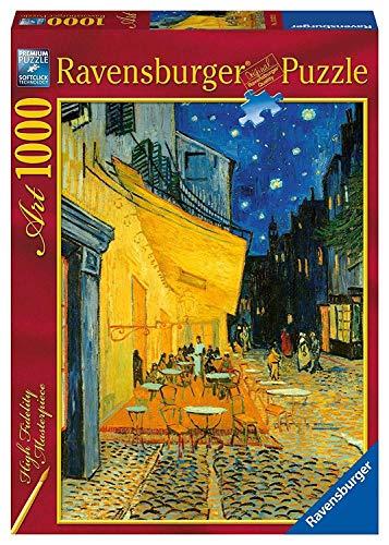 Ravensburger 15373 Puzzle Arte Van Gogh: Caffè di Notte, 1000 Pezzi