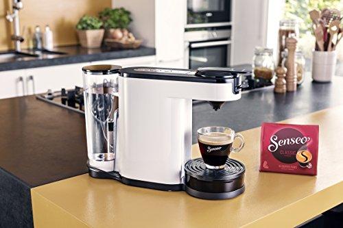 senseo hd7892 00 switch 2 in 1 kaffeemaschine f r filter wei haushalt. Black Bedroom Furniture Sets. Home Design Ideas