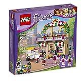 LEGO Friends 41311 - Heartlake Pizzeria, Spielzeug für 6 Jährige