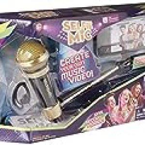Moose Toys Music Set, Black by Selfie Mic, Color (93451