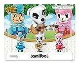amiibo Animal Crossing 3er Figuren-Set (K.K., Rosina, Björn)