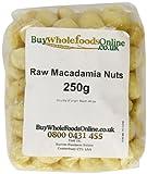 Buy Whole Foods Online Macadamia Nut Halves, Raw 250g