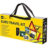 AA Car Essentials Euro Travel Kit Legal Motoring Pack France Germany