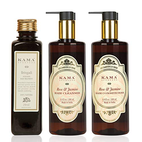 Kama Ayurveda Hair Care Regime, 650ml 8