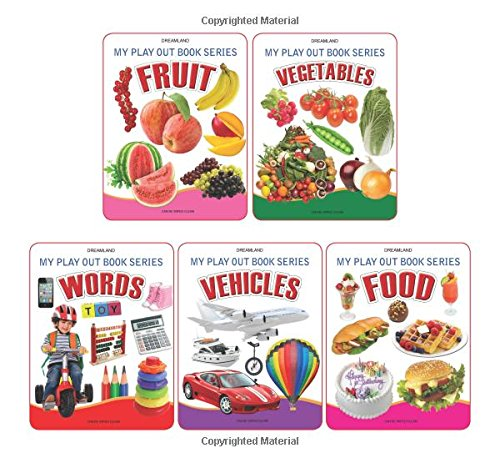 My Play Out Book Pack - 2 (Set of 5 Books)