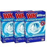 Wk - Dtartrant Lave Linge - Bote 250 g - Lot de 3