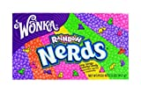 Wonka Rainbow Nerds Candy, 12er Pack (12 x 141.7 g)