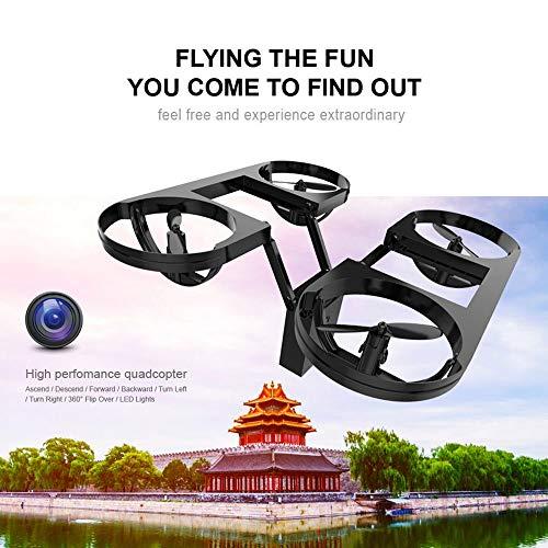 Hanbaili Il nuovo Drone Quadcopter a struttura pieghevole TY6,2 milioni di pixel Macchina...