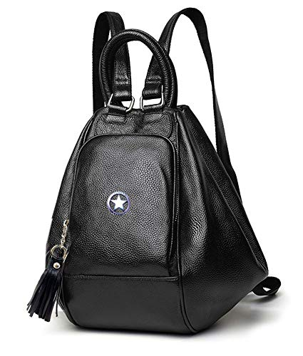 Deal Especial Smart Girl's Shoulder Bag (Black)