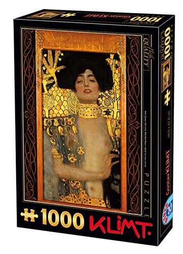Sconosciuto D-Toys 3 - Puzzle 1000 Gustav Klimt
