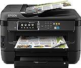 Epson WF-7620DTWF Workforce Multifunzione Ink-Jet a Colori, Funzione Stampa/Copia/Fax/Scansione